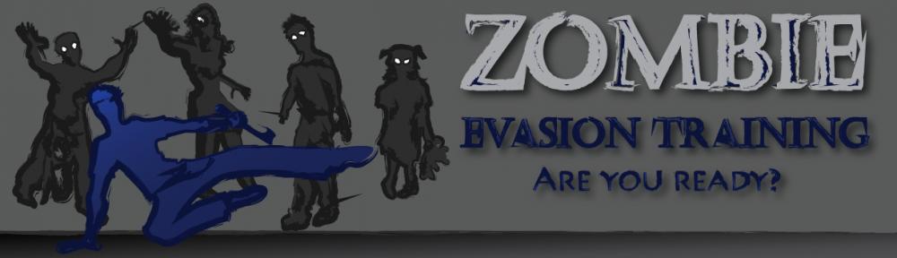Zombie Evasion Training